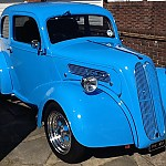 My first hot rod build by colin thurlow