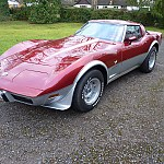 1978 Corvette by ARTHUR1952