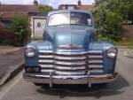 1950 Chevy Stepside by bass2112