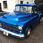 1955 Chevy Stepside by MikeB