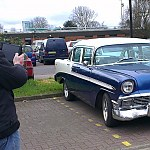 56 chevy by attaxi