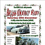 Brass Monkey run