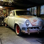 My stude rat by Studebaker rat