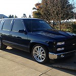 1996 Tahoe by jorlando