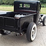 32 B truck by hot rod les