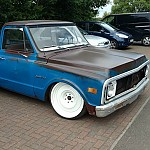 My 1971 Chevy C10 by fast wooly