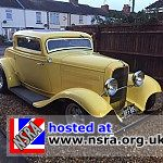 Yellow 3 Window Duce Coupe by big steve