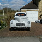 41 willys gas coupe by langysrodshop