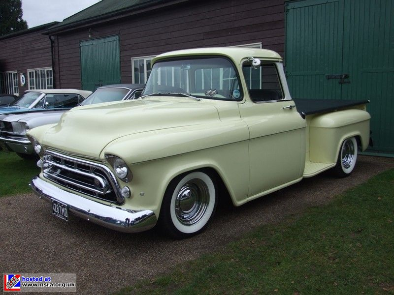 Nice Chevy Pick Up
