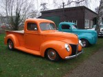 Steve & Pat's 40's Ford Pick Ups by Roadster