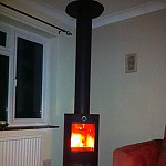 log burner by Roadster
