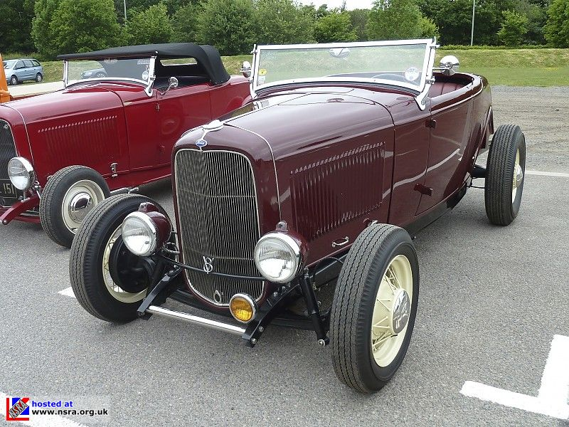 Dave's 32 roadster
