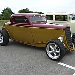 Josh's 34 coupe by Roadster