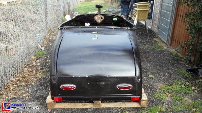 1928 1929 Model A Ford Roadster Body For Sale