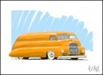Bedford Truck by tootall