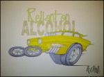 Reliant On Alcohol
