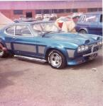 Old Swansea Show Cars