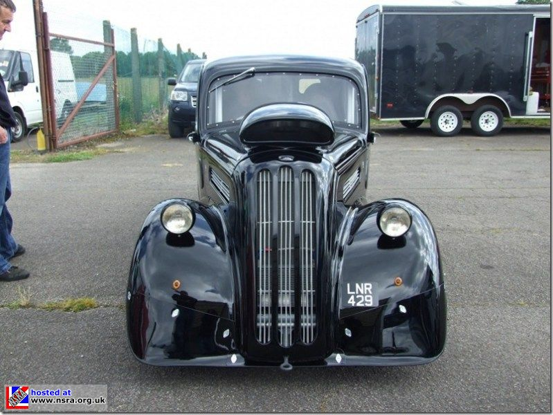 Ginners Fordson