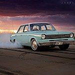 Burnout fun by Brootal