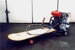 Skate Board 1990s by Knowledge