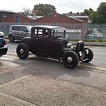 Model A Ford. by Andy B