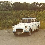 My old 105e Anglia