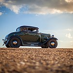 Model A by Paul 32 Ford V8