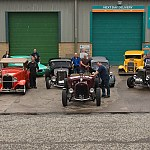 Hot rod line-up by Rossphotos