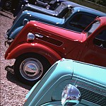 Ford Pop line up by Rossphotos