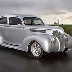 Ray Ramsey's '38 Ford Sedan by Rossphotos