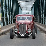 Brian Watson's '33 Ford Coupe by Rossphotos