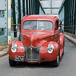 John Stevenson's '40 Ford Pick-up