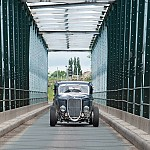 Brian Daly's '33 Ford Coupe