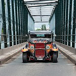 Ford Model A, Hot Rods & Hills by Rossphotos