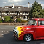 Ford F100 pick-up by Rossphotos