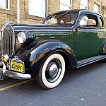 '38 Plymouth