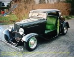 1932 Ford 3wc