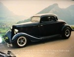 1934 Ford 3wc Blue Jetzt In Ch