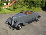 1934 Roadster Li Oben by condor