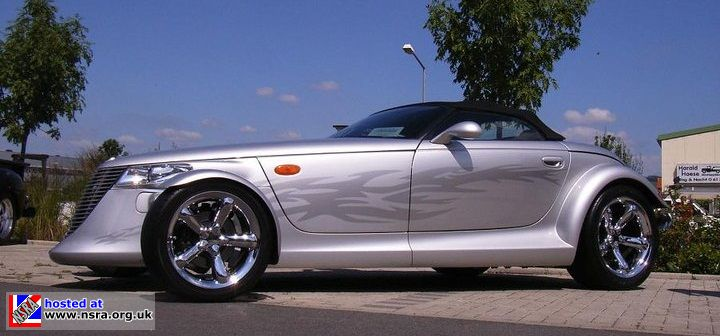 2001 Prowler Silver 1