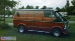 76&quot; Dodge Street Van