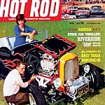 hot rod april 1963
