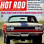 hot rod feb 1968