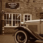 O'Neill Vintage Ford shop by Dave O'Neill