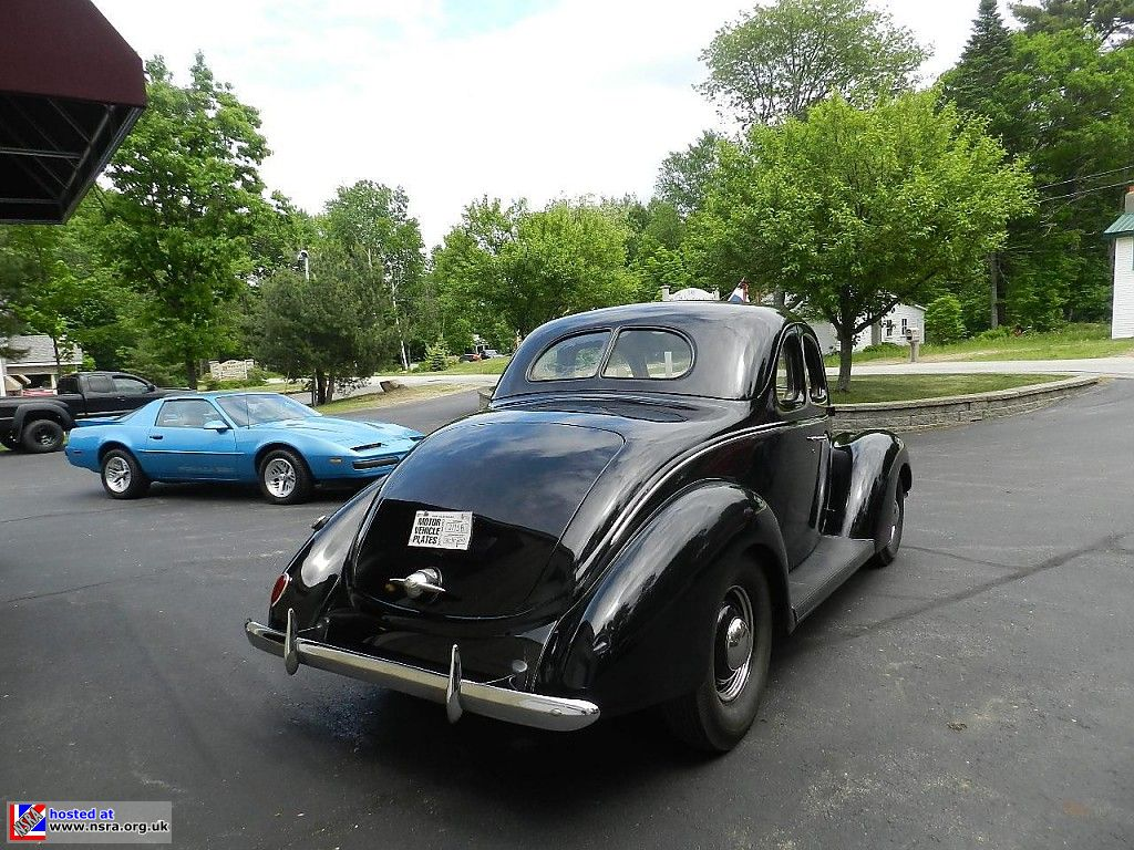 38 std ford coupe