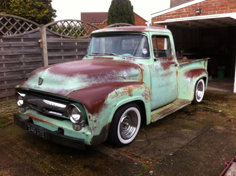 Old Ford Truck Parts : Vintage ford truck parts autos post