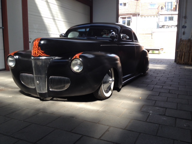 1941 Ford Taildragger - £19950