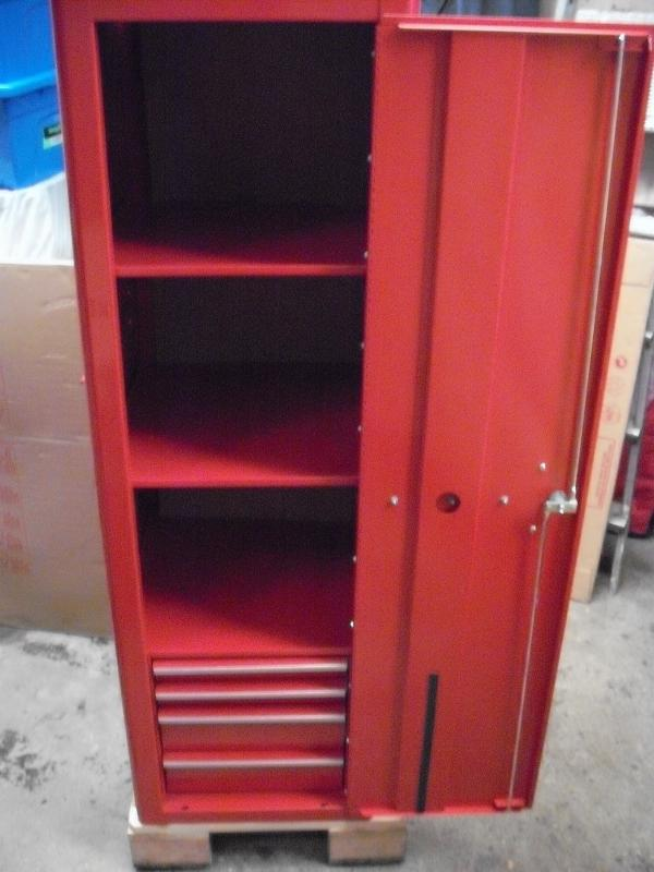 Buyers Tool Box >> New snap on side locker