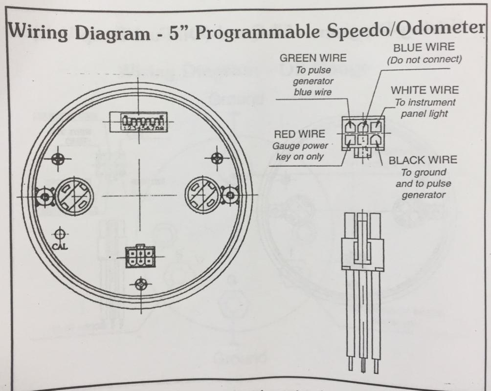 Dolphin Gauges    Wiring    Schematic     Wiring       Diagram