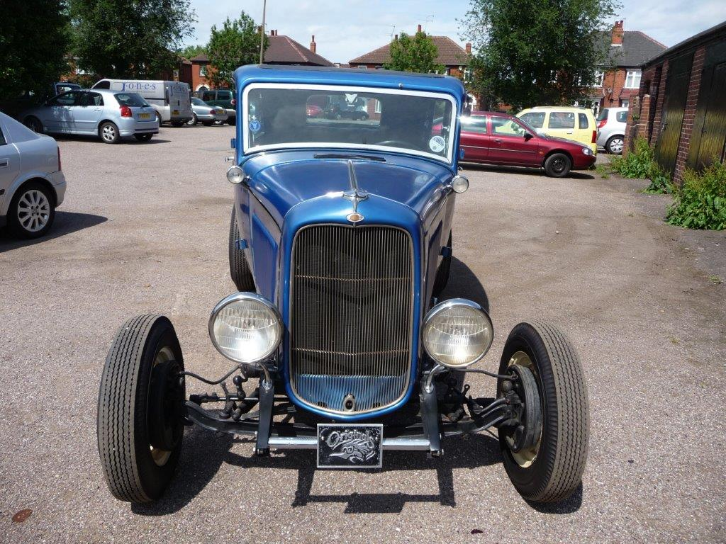 For Sale - American 1932 Ford Model B Tudor - SOLD